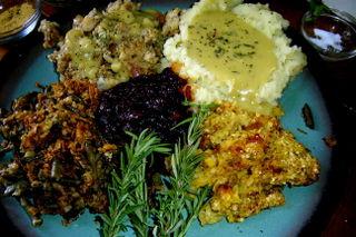 Thanksgiving Feast 3