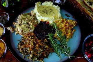 Thanksgiving Feast 1