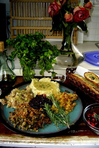 Thanksgiving Feast 2