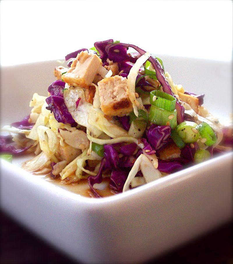 Simple sumi salad 1