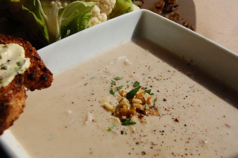 Caul soup1