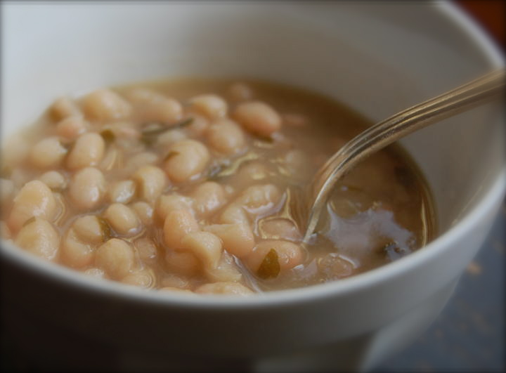White bean soup 018