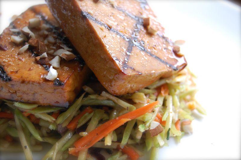 Szechuan tofu 2